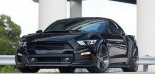 Roush Mustang 2015