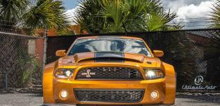 Ford Mustang Shelby SuperSnake