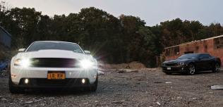 Mustang GT/CS