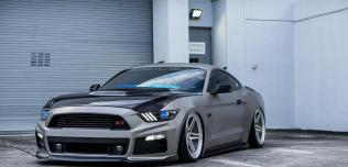 Ford Mustang Vossen