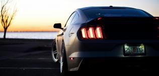 Ford Mustang Vossen
