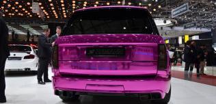 Range Rover Hamann Mystere