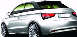 Nowe Audi A1 e-tron Concept