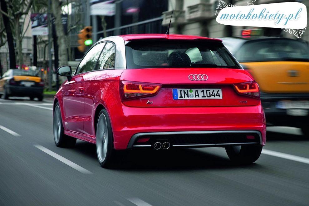 Nowe Audi A1 S-Line