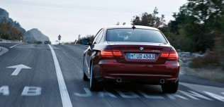 Nowe BMW serii 3 Coupe po face liftingu