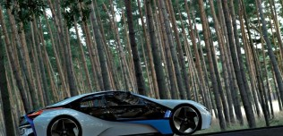 Nowe BMW Vision EfficientDynamics Concept Hybryda