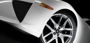 Nowy Lexus LFA