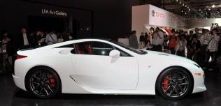 Nowy Lexus LFA - Tokyo Motor Show 2009