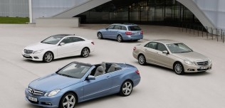 Nowy Mercedes klasy E Cabrio