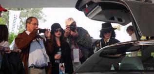 Mercedesy na wystawie Concours d'Elegance