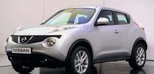 Nowy Nissan Juke 2010
