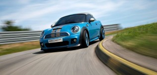 Nowe Mini Coupe Concept