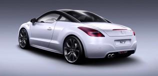 Nowy Peugeot RCZ Coupe