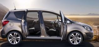 Nowy Opel Meriva II