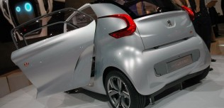Nowy Peugeot BB1 Concept - Frankfurt Motor Show 2009