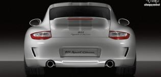 Nowe Porsche 911 Sport Classic