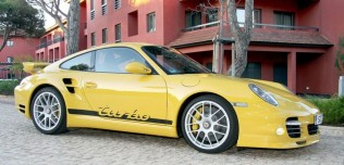 Nowe Porsche 911 Turbo
