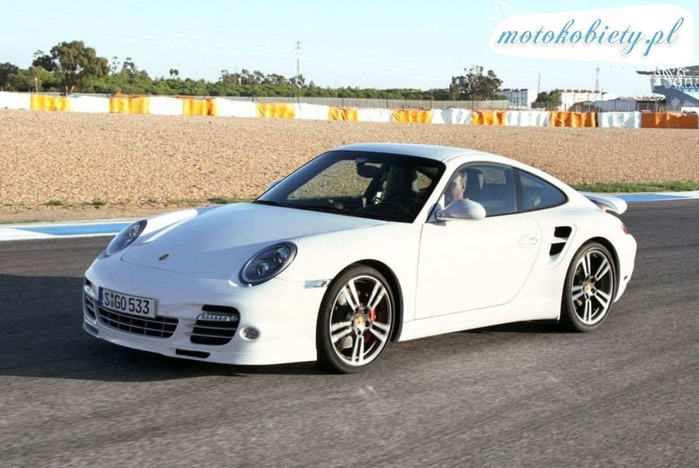 Nowe Porsche 911 Turbo 06