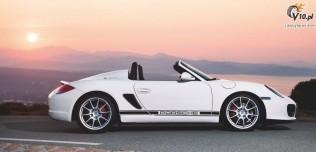 Nowe Porsche Boxster Spyder 2010