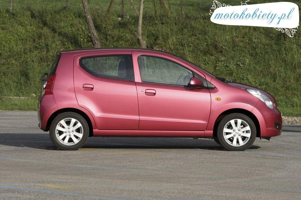 Nowe Suzuki Alto