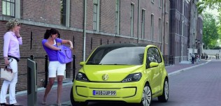 Nowy Volkswagen E-Up! Concept