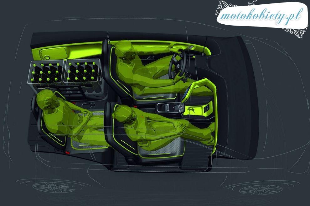 Nowy Volkswagen E-Up! Concept