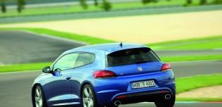 Nowy Volkswagen Scirocco R