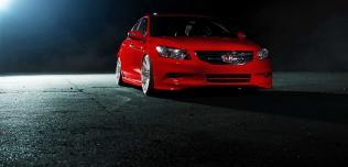 Honda Accord Vossen