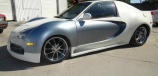 Bugatti Honda Civic