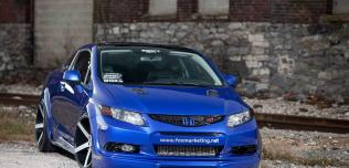 Fox Marketing Honda Civic Si