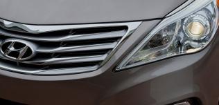 Hyundai Azera 2012