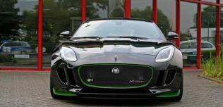 Jaguar F-Type Coupe Arden
