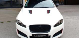 Jaguar XF Loder1899