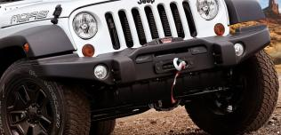 Jeep Wrangler Unlimited Moab