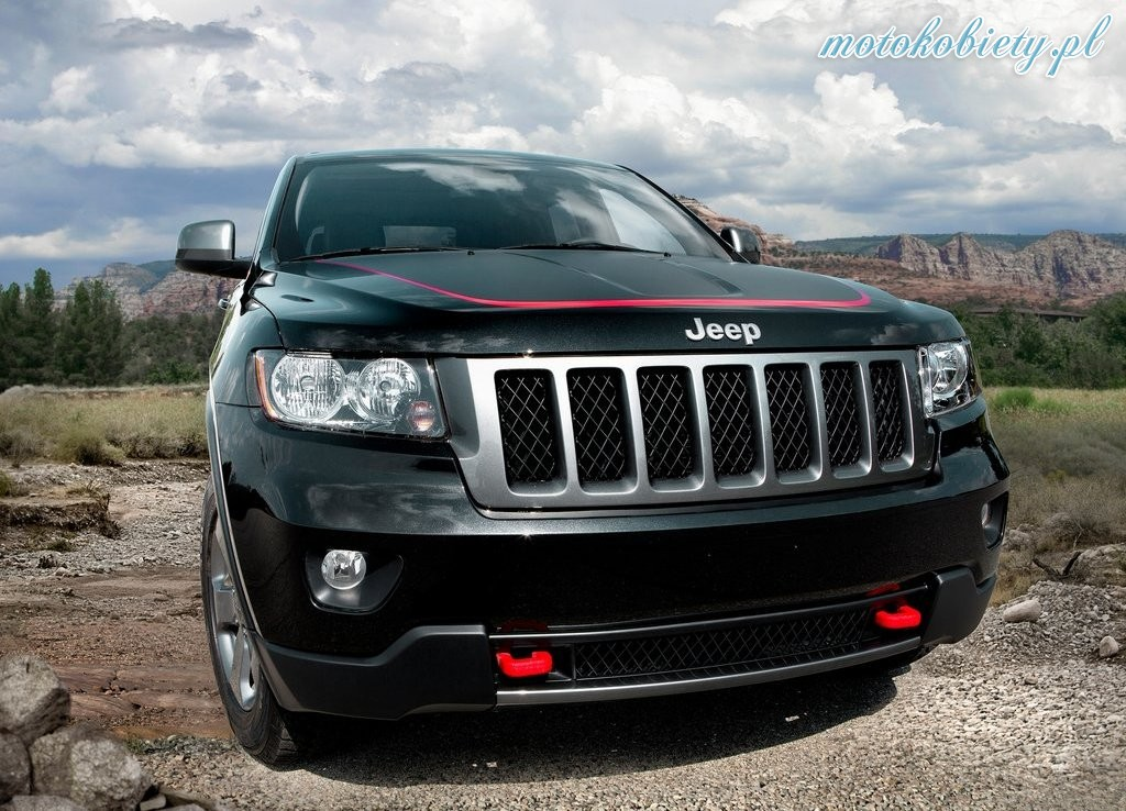 The 2014 Grand Cherokee Trailhawk Concept The Third Grand Cherokee ...