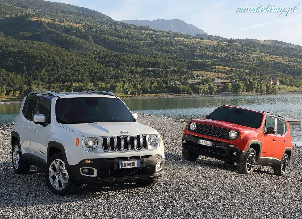 White Jeep Cherokee 2015 >> Jeep Renegade 2015 016