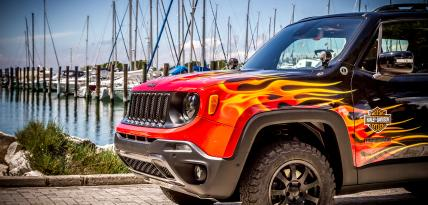 Jeep Renegade  Hell\'s Revenge