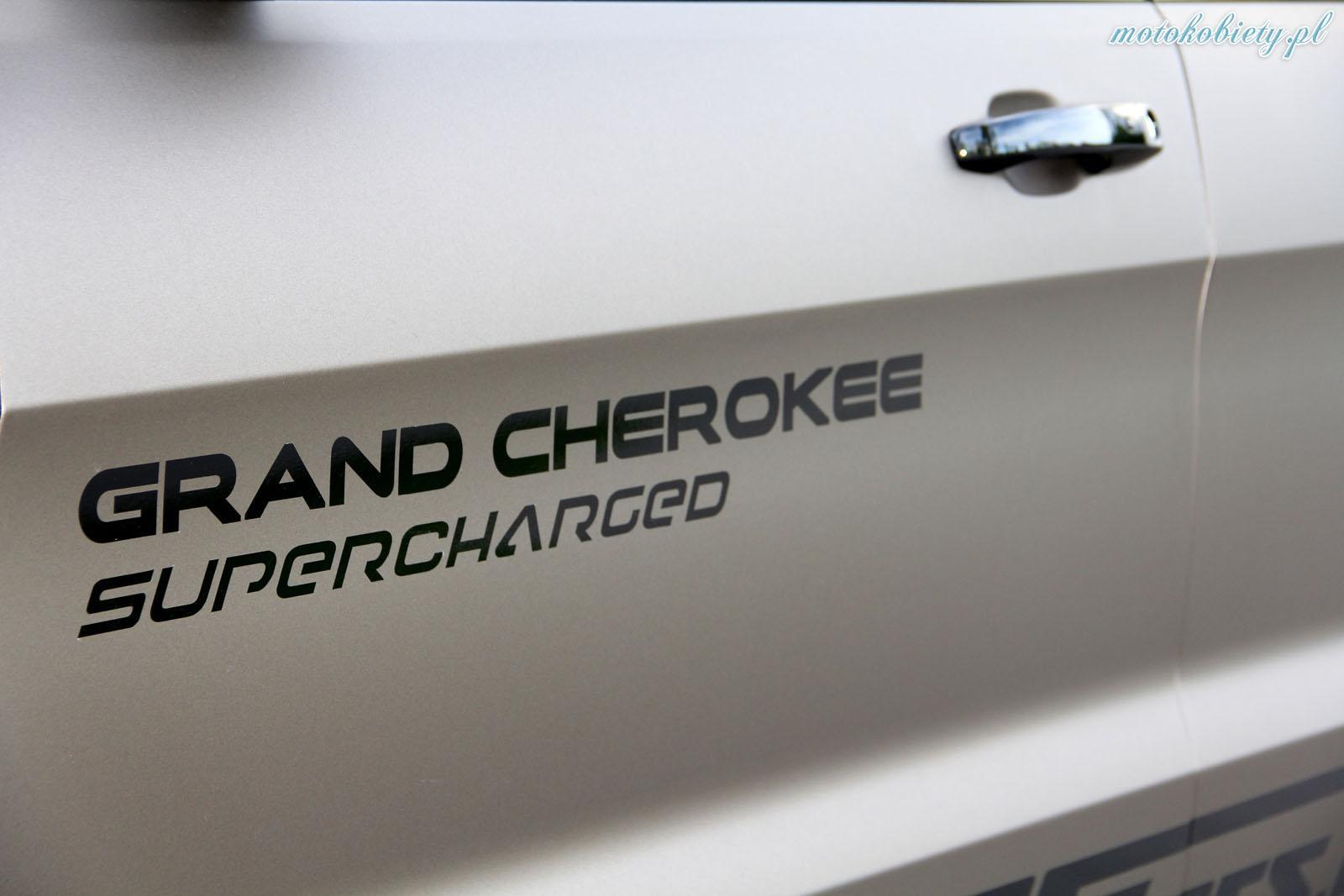 Jeep Grand Cherokee Geiger