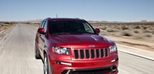 Jeep Grand Cherokee STR8 2012