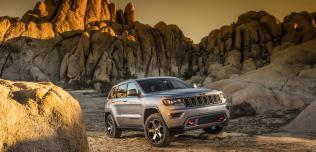 Jeep Grand Cherokee Trailhawk