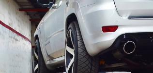 Jeep Cherokee SRT