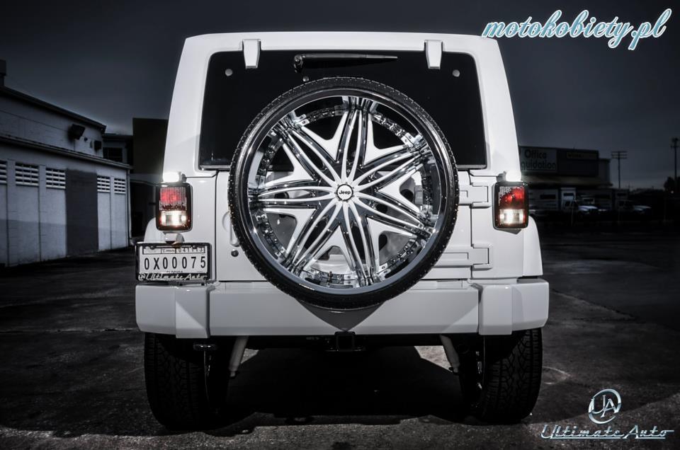 Jeep Wrangler Ultimate Auto