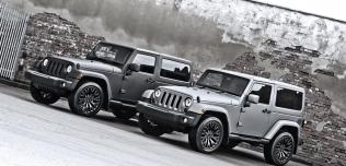 Jeep Wrangler Matte