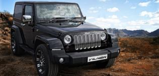Jeep Wrangler by Vilner