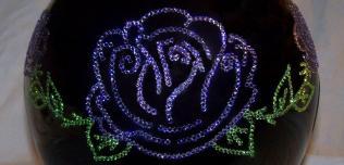 Kaski J-Bling z kryształami Swarovskiego