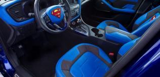 Kia Optima Hybrid Superman