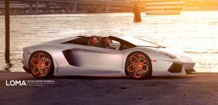 Lamborghini Aventador LOMA