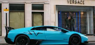 Lamborghini Murciélago LP670-4