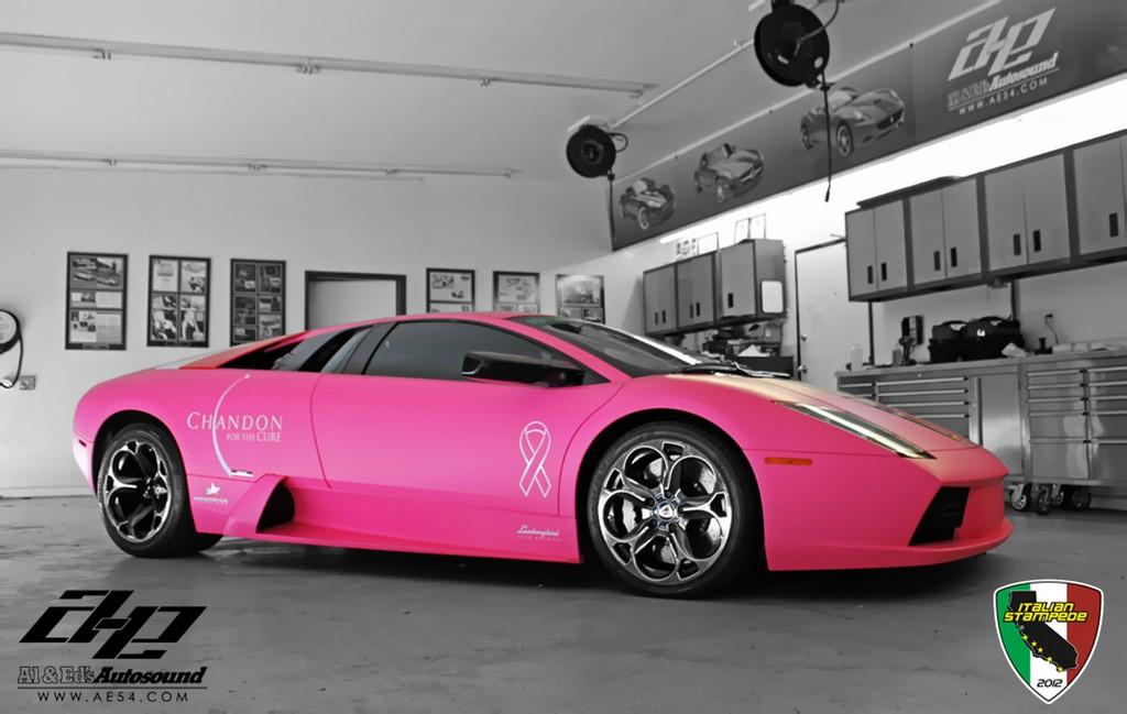Lamborghini Murcielano