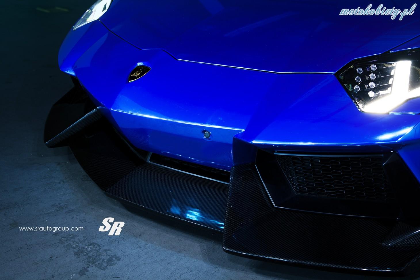 Lamborghini Aventador SR AUTOGROUP